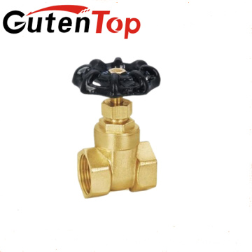 Factory Customized free samples 200 wog brass gate valve 1inch 2inch