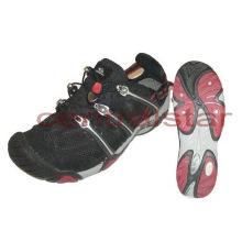 Meilleures chaussures en maille noire de mode (wt005)