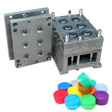 china mold supplier customized service precision injection molding screw plastic water bottle cap mould making