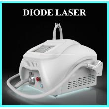 Machine d'épilation de diode laser