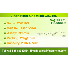 1-(3-Dimethylaminopropyl)-3-ethylcarbodiimide hydrochloride; CAS No. 25952-53-8; EDC.HCl; EDAC.HCl