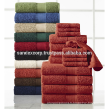 Ensembles de serviettes