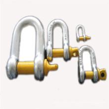 G70 High Strength Screw Pin Dee Shackle/Dee Shackle