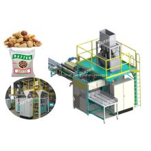 Máquina ensacadora automática de nozes e amendoim