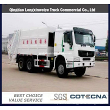 Compressed Garbage Refuse Collection Compactor Truck 12cbm