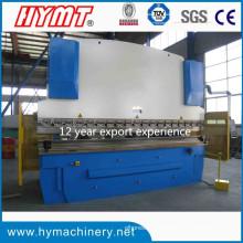 Dobladora de placa de acero hidráulica Wc67y-300X4000