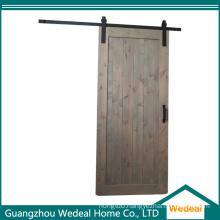 Customize Sliding Barn Door with Hardware