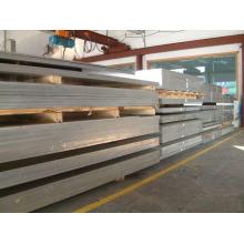 1050/1060/1100/3003/3105/5052/5754/5083/5182/6061/7075/2024 Plaque en aluminium