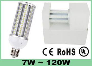 SMD 5630 Aluminum E40 Led Corn Light 36W Samsung Chip CE RO