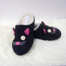 Hot sale soft sole indoor shoes slipper cheap lady shoes