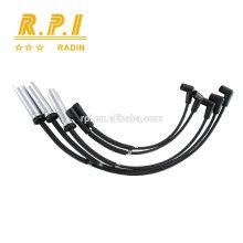 Câble d'allumage à haute tension de silicone, FIL de BOUGIE D'ÉTINCELLE POUR DAEWOO NP-1332