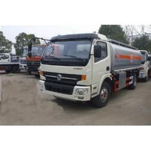 Caminhão tanque de combustível transportador de óleo