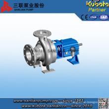 Pompe chimique centrifuge horizontale de série Asp5030 (ASP5030-25-200)