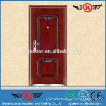 JK-S9051	entry type finished surface finishing industrial exterior steel door