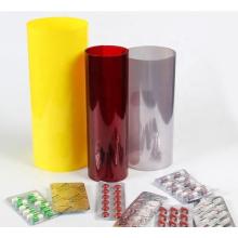 Medicine grade blister packaging rigid transparent pvc film