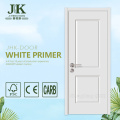 JHK-017 Engineering Wood Door Frame Hot Solid Wood Door Basa Wood Door