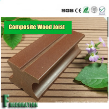 Wood Plastic Composite Decking Wallboard Joist