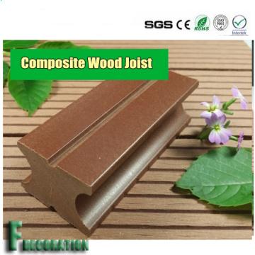 De madeira Composite Composite Decking Wallboard Joist