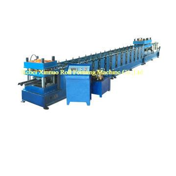Handelssicherung populäres Hebei xinnuo Landstraßenleitplanken-Installation Rollformungsmaschine