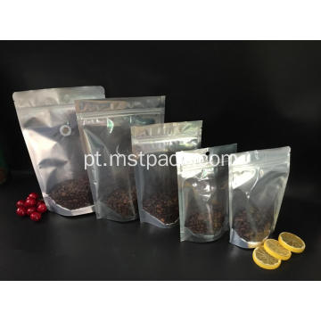 Front Clear Stand Up Pouch