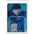 Coral Fleece Bathrobes For Children, children's fleece bathrobe