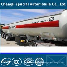 Gas Delivery Road Tank Semi Trailer LPG Tanker Trailer