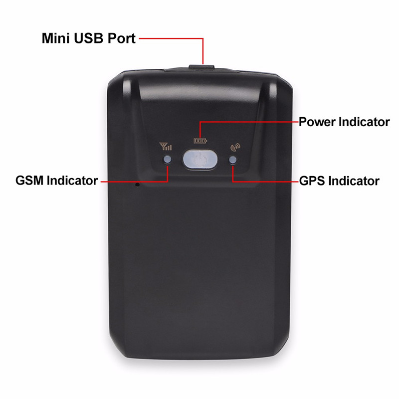 Real Time Car Gps Tracker