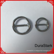 Boucles réglables et boucles rondes de mode et boucles d'écharpe (DR-Z0209)
