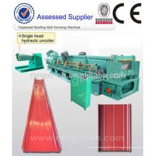Bemo cold steel profileuse