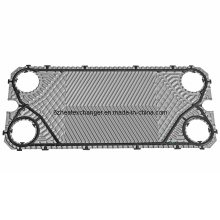 Wärmetauscherplatte für Kühlwasser (entspricht M10B/M10M)