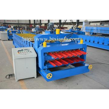 Roofing Sheet Color Coil Roll Forming Machine
