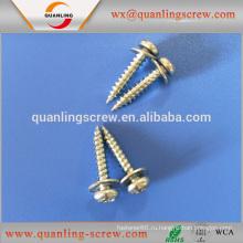 Китай Оптовая высокого качества цилиндр с шайбой самонарезающие винты с внутренним шестигранником
