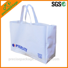 Promotional reusable 600D polyester oxford tote bag