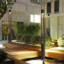 IP65 Outdoor waterproof garden road path lighting 30w 50w all in one led garden light