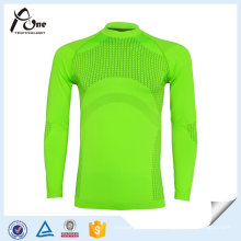 Men Warm Bodybuilding Tops Ropa interior deportiva