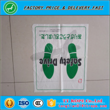 Exported Japan disposable plastic car floor mat