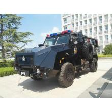 Sinotruk Military Vehicle with Anti-Bullet for Police and Army