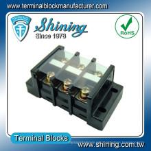 TB-100 M8 Tornillo Tipo aislado 600V 100A Osada MCB Cable Conector