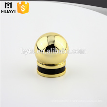 round ball shape perfume bottle cap