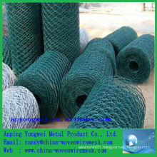 An ping PVC coated hexagonal mesh( alibaba china)