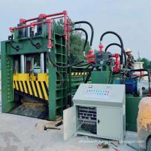 Machine de cisaillement à portique en tôle d'acier robuste