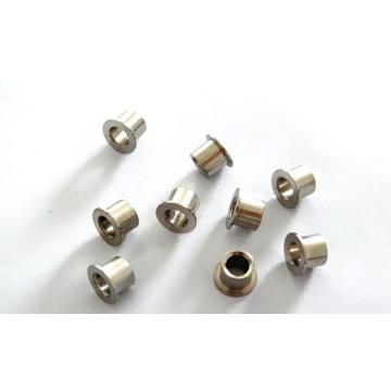 Piezas torneadas de aluminio por el CNC que da vuelta