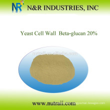 Reliable supplier Yeast Cell Wall Beta-glucan 20%