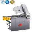 intermediate frequency induction metal scrap smelting pot