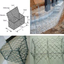 Heavy Galvanized Gabion Boxes For Sale