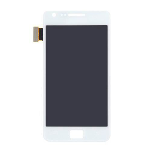 i9100 screen white