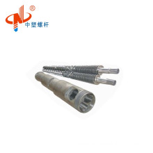 Hot sales PVC pipe/WPC/Profile Battenfeld twin screw barrel