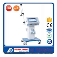 Control y aplicación del sistema de máquina de ventilación de laboratorio PA-900b