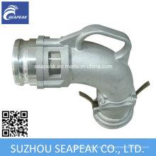 Aluminium Camlock Coupling -Tight Fill Elbow