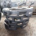 Drive Wheel Sprocket Wheel for FUWA Crawler Crane